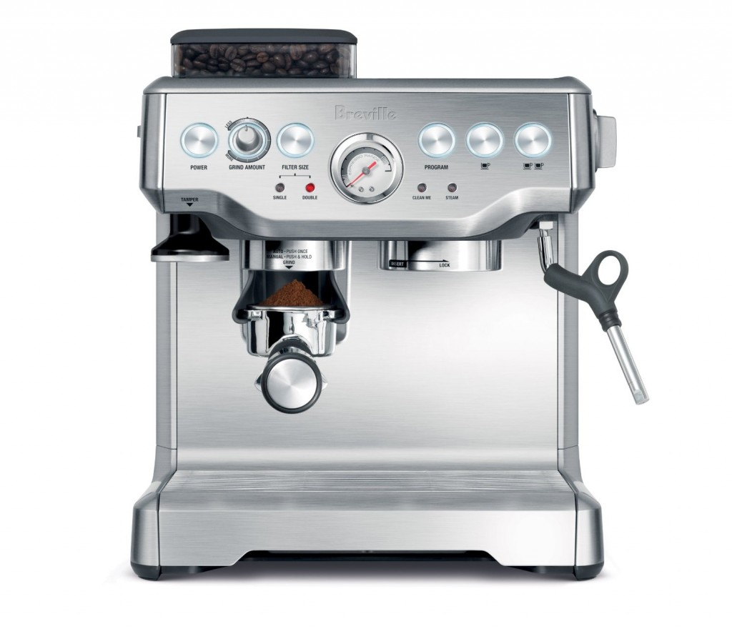 Top Rated Espresso Machines By Breville Super