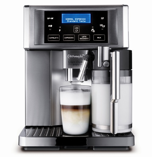 DeLonghi ESAM6700 Gran Dama Avant Touch-Screen Super-Automatic Espresso Machine