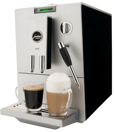 Jura 13421 ENA4 Automatic Coffee and Espresso Center