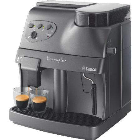 Saeco Vienna Plus Automatic Espresso Machine