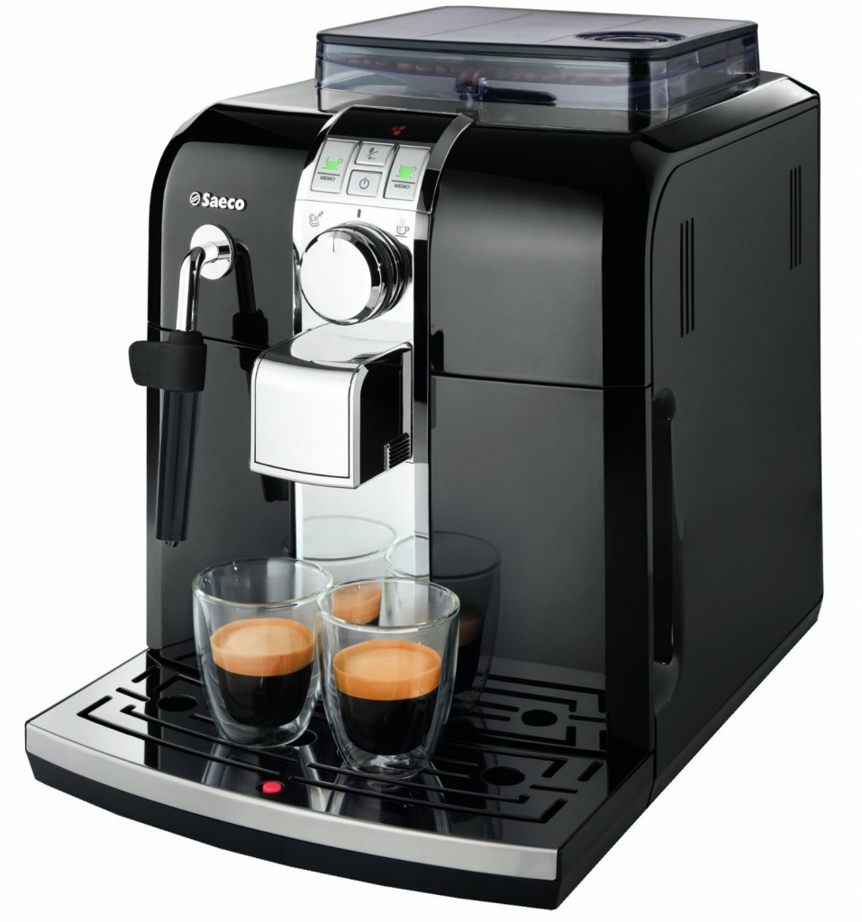 saeco focus automatic espresso machine super. Black Bedroom Furniture Sets. Home Design Ideas