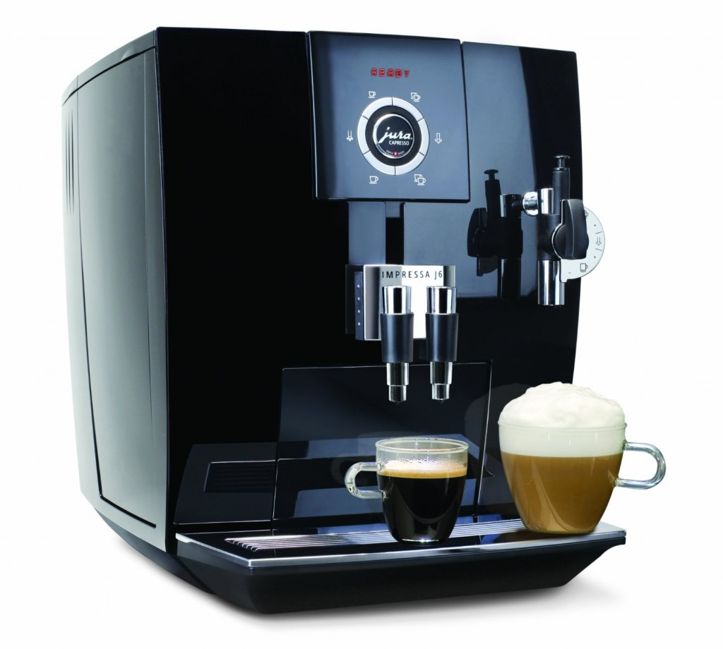 Jura-Capresso 13548 Impressa J6 Automatic Coffee and Espresso Center