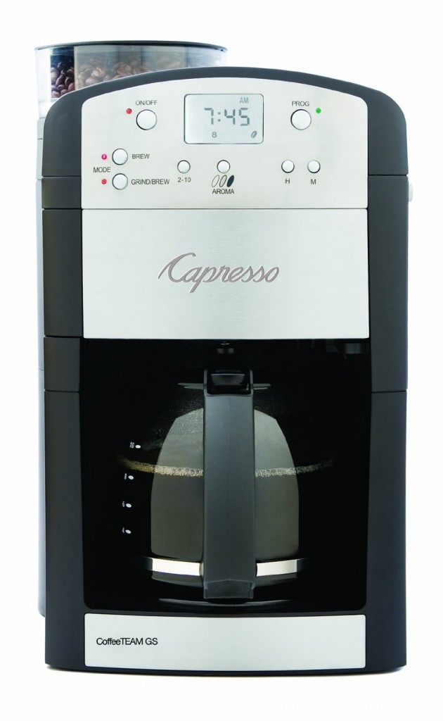 Top Rated Coffee Makers with Built-In Conical Burr Grinders Super-Espresso.com