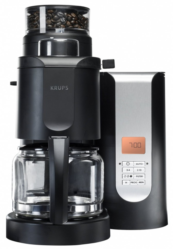 Coffee Maker Built In Grinder Reviews : Top Rated Coffee Makers with Built-In Conical Burr Grinders Super-Espresso.com