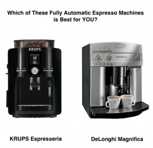 Review Of Krups Ea8442 Falcon Fully Automatic Espresso
