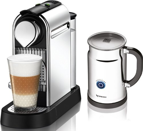 Why CitiZ Is the Best Nespresso Machine and Why You Should  -> Nespresso Milk Frother