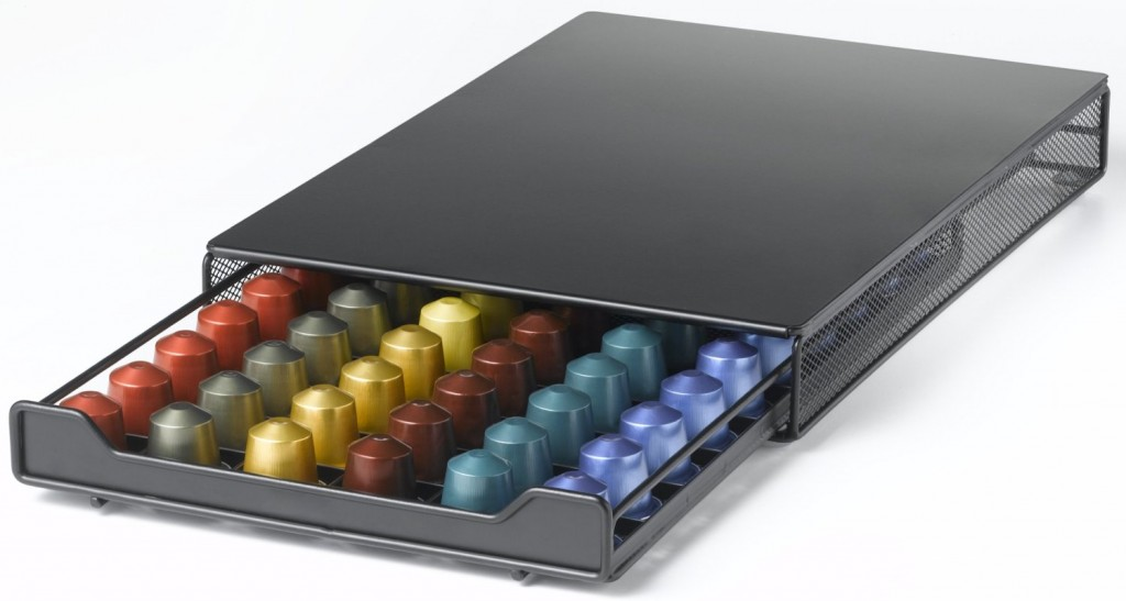 Nespresso delonghi lattissima pro vs lattissima plus what 39 s the differe - Tiroir rangement capsules nespresso ...