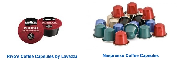 Nespresso vs Keurig Rivo Is There a Difference Between These Two Espresso M -> Nespresso Vs Keurig