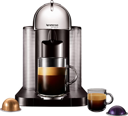 Nespresso VertuoLine with Aeroccino Plus___
