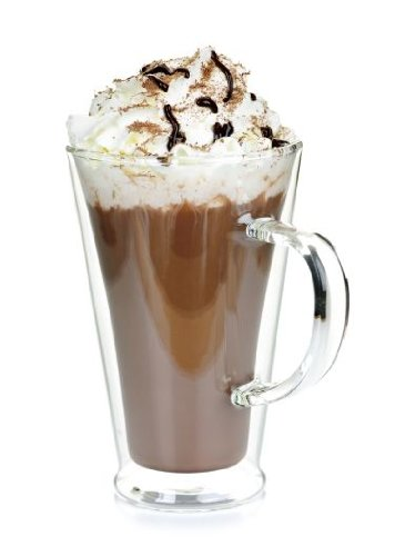 Best Double Wall Glasses For Coffee Latte Or Cold Drinks