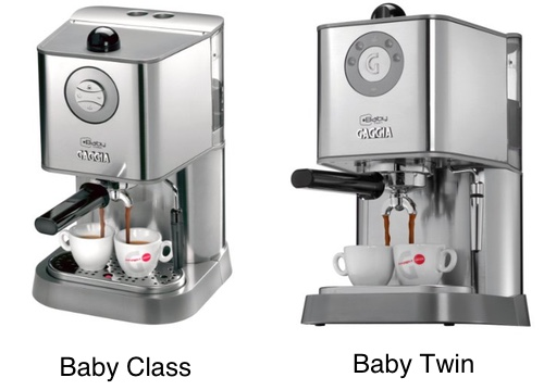 Gaggia Baby Twin Vs Baby Class Vs Classic What Is The