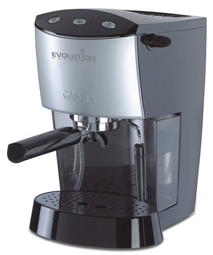 gaggia evolution espresso machine