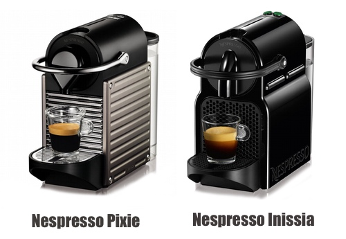 why is nespresso pixie more expensive than inissia which one is worth the money super. Black Bedroom Furniture Sets. Home Design Ideas