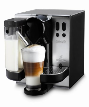 DeLonghi EN680.M Nespresso Lattissima Single-Serve Espresso Maker