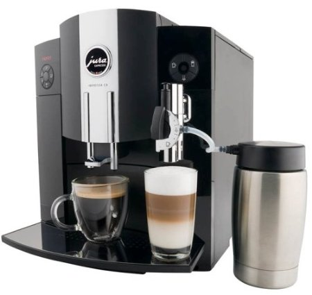 Jura 13422 Impressa C9 One Touch Automatic Coffee-and-Espresso Center