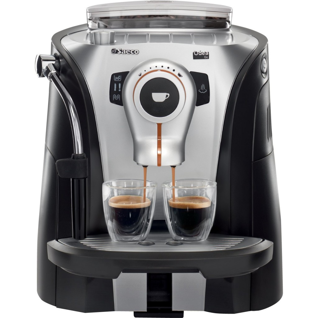 philips saeco odea go full automatic espresso machine