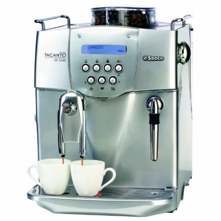 Philips Saeco RI9724_47 Incanto Deluxe Automatic Espresso Machine
