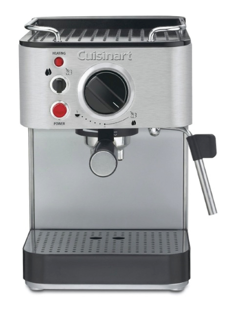 Cuisinart EM-100 1000-Watt 15-Bar Espresso Maker