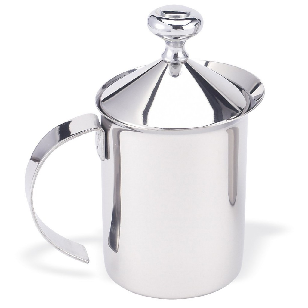 HIC Brands that Cook Stainless Steel Milk Frother