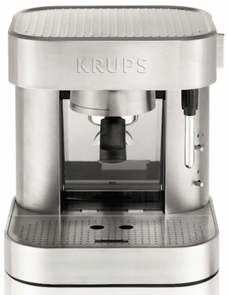 KRUPS XP601050 Manual Pump Espresso Machine