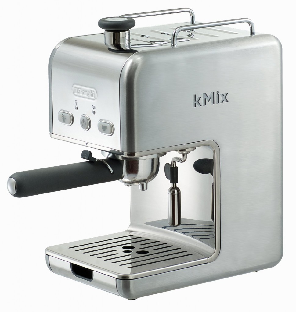 does the delonghi kmix make a great pump espresso machine for under 300 super. Black Bedroom Furniture Sets. Home Design Ideas