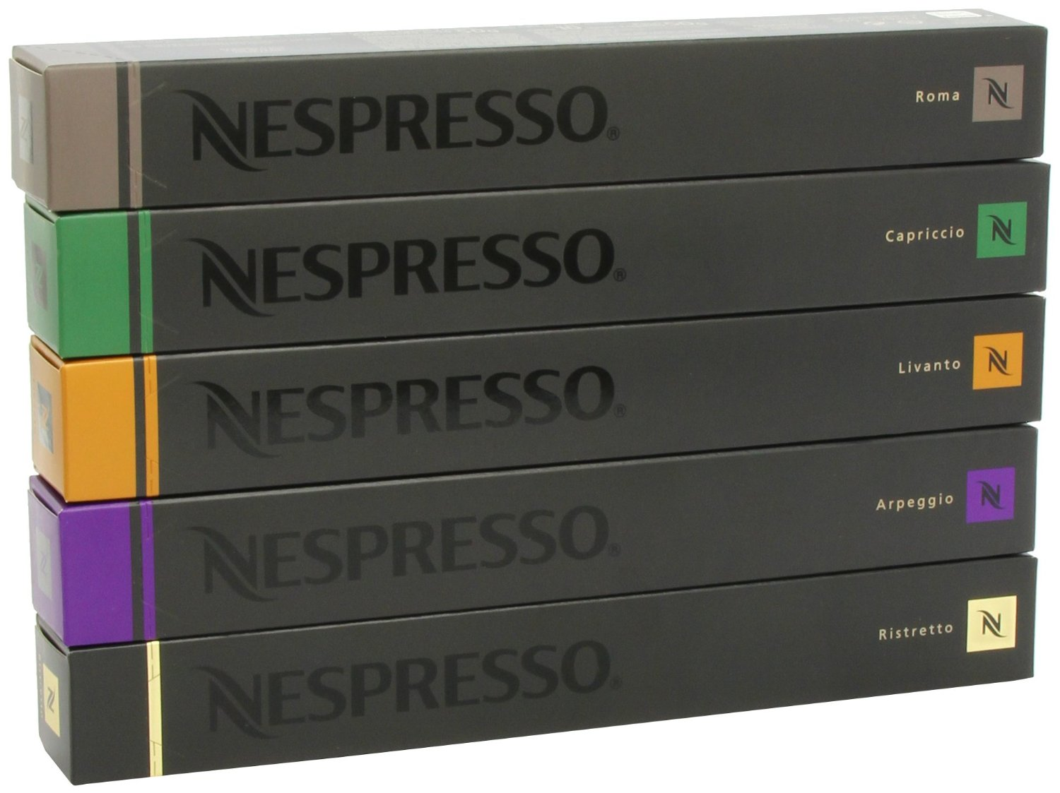 where to buy nespresso capsules nespresso coffee and tea variety packs super. Black Bedroom Furniture Sets. Home Design Ideas