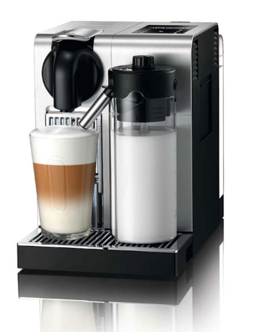 On the whole liking our Nespresso U – great little machine, easy to maintain and the auto puncturing/ejection of the pods is great for an intensely lazy person like me, pretty much flip and forget.