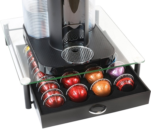 Where to buy nespresso vertuoline coffee and espresso capsules super espres - Range capsule nespresso ...