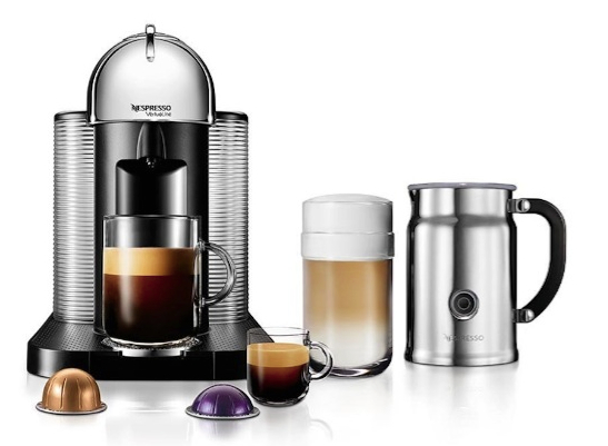 nespresso vs keurig rivo is there a difference between these two espresso makers super. Black Bedroom Furniture Sets. Home Design Ideas