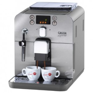Gaggia Brera Superautomatic Espresso Machine