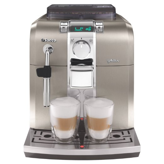 Philips Saeco RI9837_05 Syntia Automatic Espresso Machine