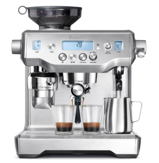 Breville BES980XL the Oracle The Dual Boiler