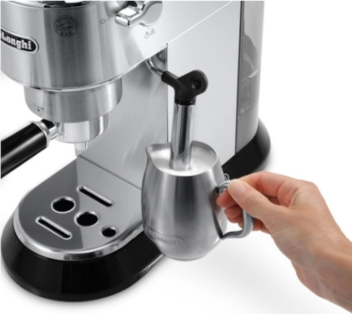Ec680m Cuccino System The Milk Frother
