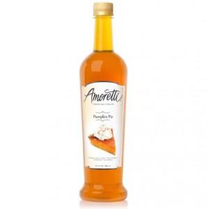 Amoretti Premium Syrup, Pumpkin Pie