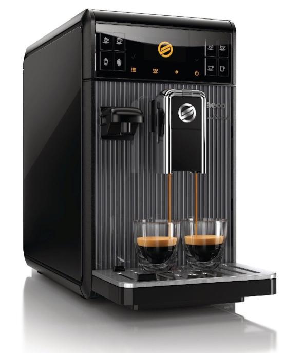 High End Coffee Maker Reviews 2015 : Saeco GranBaristo Review: Features, How It Works and More! Super-Espresso.com