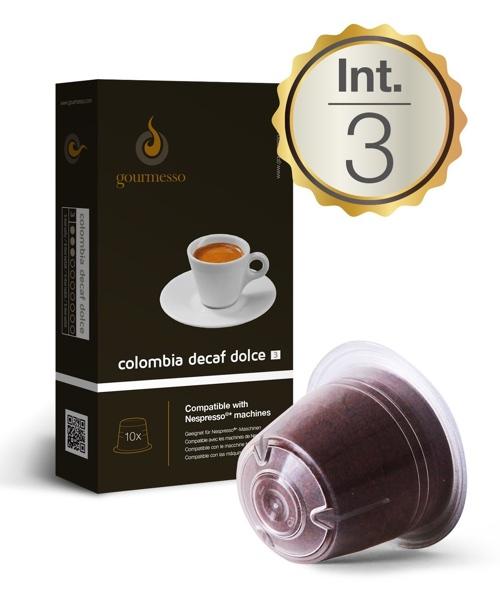 Gourmesso Decaf Nespresso Capsules