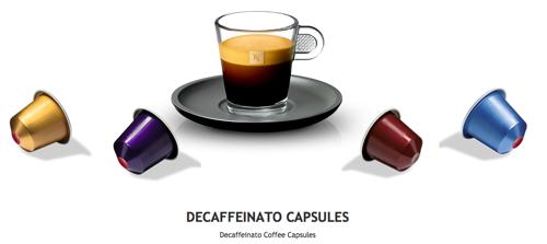 Nespresso Decaffeinato