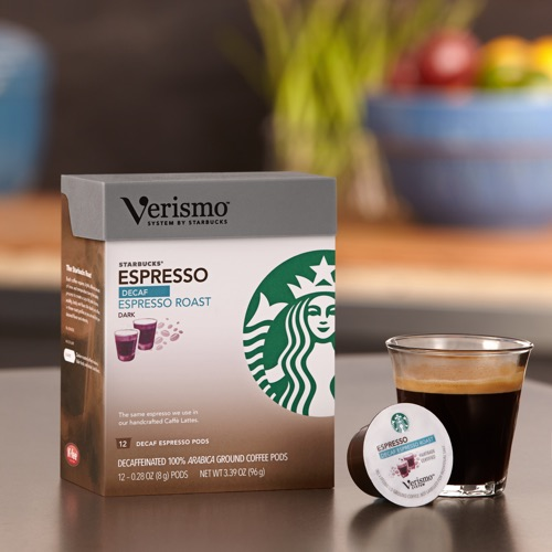 Verismo Pods Worlds Best Coffee Maker