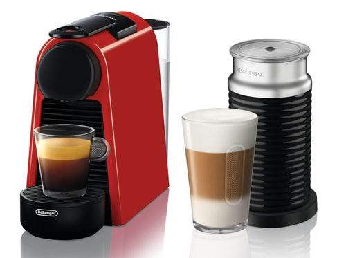 nespresso essenza mini review and comparison with inissia super. Black Bedroom Furniture Sets. Home Design Ideas