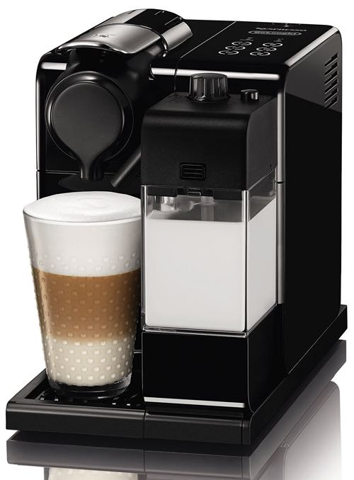 Red iperEspresso Coffee Machine Automatic Programmable Auto stop Die cast Body