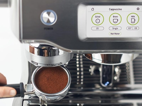 Review: Breville Oracle Touch Espresso Machine - YouTube