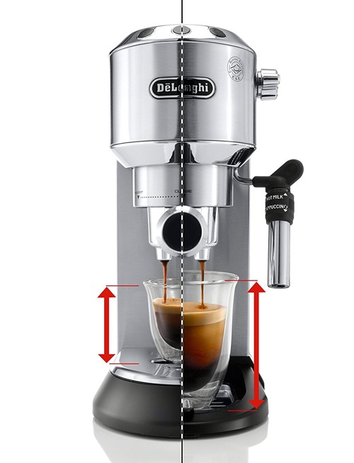 delonghi prima donna coffee machine instruction manual