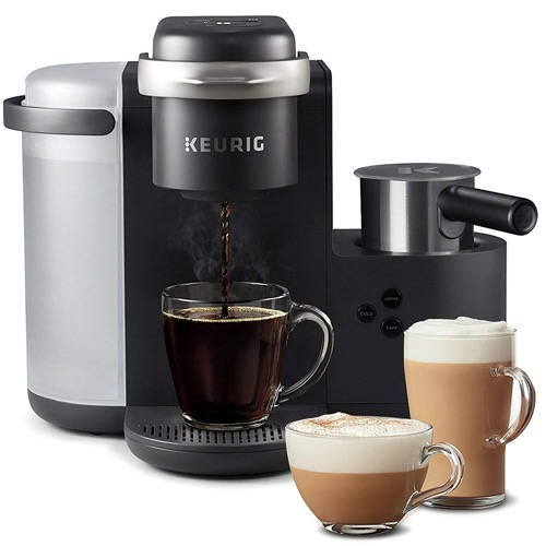 Use Any K Cup Pod To Make Delicious Coffee Drinks Cuccino Latte And More